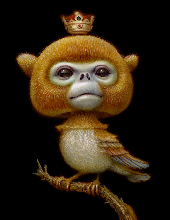 Monkey Bird 03