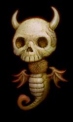 Skull Dragon 02