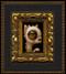 Dragon Puppy framed