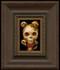 Skully 028 framed