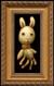 Angel Bunny framed