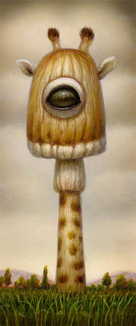 Giraffe Shroom
