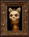 Skully 033 framed