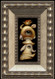 Shroom Angel framed