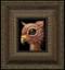 Baby Griffin 02 framed