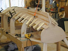 Rhodes Wherry plank patterns