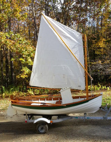 "10'-6"" Yacht Tender ""Sunshine"" lofting"