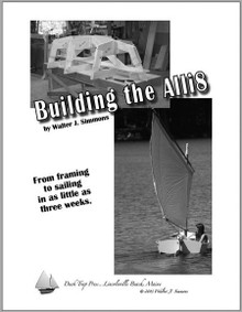 Building the Alli8, black and white book