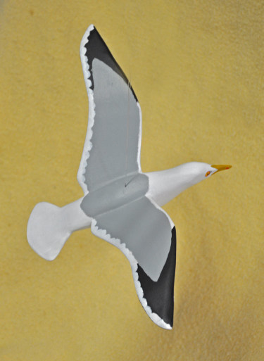 Miniature flying Seagull Kit bird