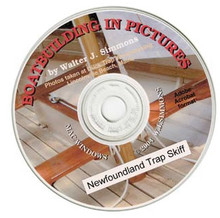 Newfoundland Trap Skiff, CD