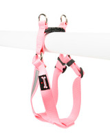 Smoochy Poochy Step-In Harness - Baby Pink
