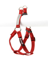 Smoochy Poochy Step-In Harness - Red