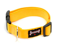 Smoochy Poochy Nylon Collar - Sunflower