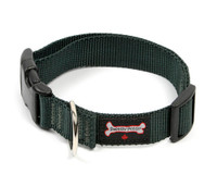 Smoochy Poochy Nylon Collar - Jaguar