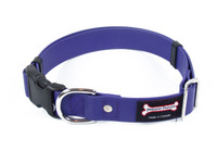 Smoochy Poochy Waterproof Collar Release Buckle - Purple