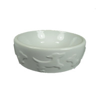 Creature Comforts Small Bowl White