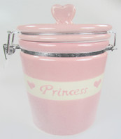 Princess Clamp Treat Jar