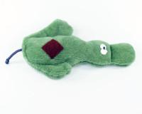 West Paw Platy Pooch Toy - Green