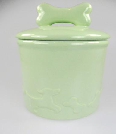 Creature Comforts Jar Green
