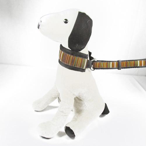 Silverfoot Hound Collar & Leash Combo - 16Bit Brown