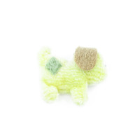 West Paw Puppy Pooch Toy - Yellow