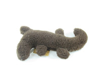 West Paw Toy Salamander - Brown
