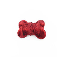 West Paw Pitney Xmas Bone - Red