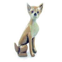 Lynda Pleet Dog Menagerie - Chihuahua Fawn