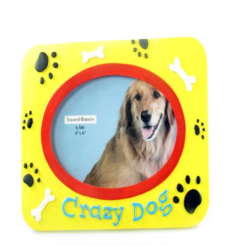 Ganz Crazy Dog Picture Frame