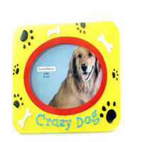 Ganz Crazy Dog Picture Frame