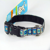 "Rc Pet Products Clip Collar - ""Inside Squares"""