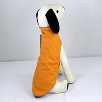 Rc Pet Metro Cosmopolitan Coat - Sun Orange
