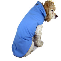 Rc Pet Metro Cosmopolitan Coat - Baby Blue