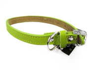 Chloe's Collar - Green