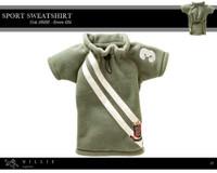 Millie Signature Sport Sweatshirt  - Green