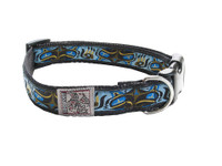 Silverfoot Collar - Pacific Otter Blue