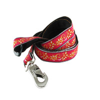 Silverfoot Leash - Fireflower Pink