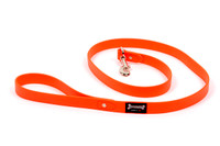 Smoochy Poochy Waterproof  Regular - Orange  (Leather Alternative)