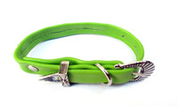 "Sit Up ""n"" Beg - Collar  Green"