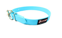 Smoochy Poochy Waterproof Collar - Turquoise