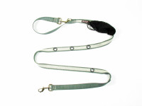 Smoochy Poochy 2Tone Hands-Free - Charcoal Silver