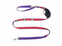 Smoochy Poochy 2Tone Hands-Free - Purple Red