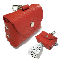 BUDDY BELT POOPURSE Premium - Red