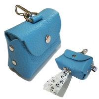 BUDDY BELT POOPURSE  Premium - Blue