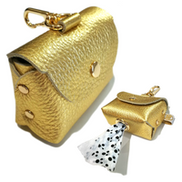 BUDDY BELT POOPURSE Elite - Gold Nugget