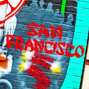 SF Red // CA062