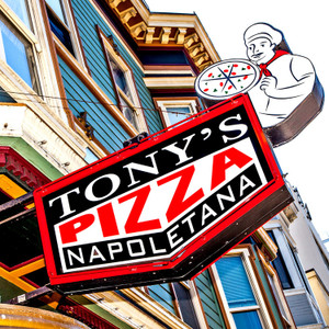 Tony's Pizza // CA071