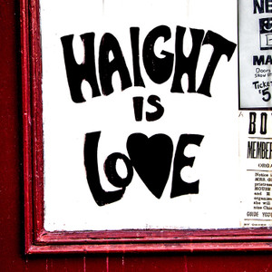 Haight is Love // CA081