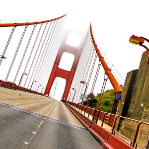 Golden Gate Fog // CA085