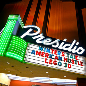 Presidio Theatre // CA091
